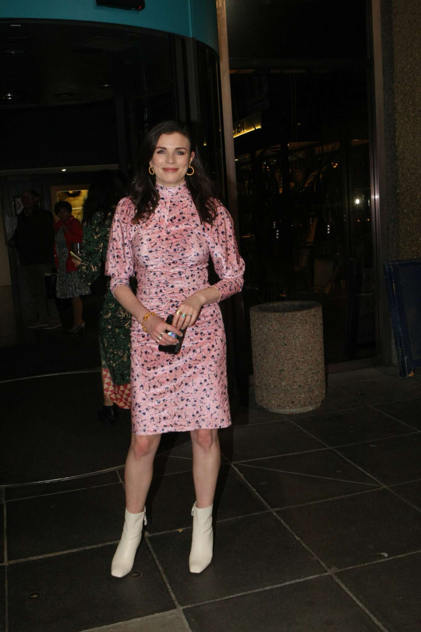 Aisling Bea on The Late Late Show in Dublin
