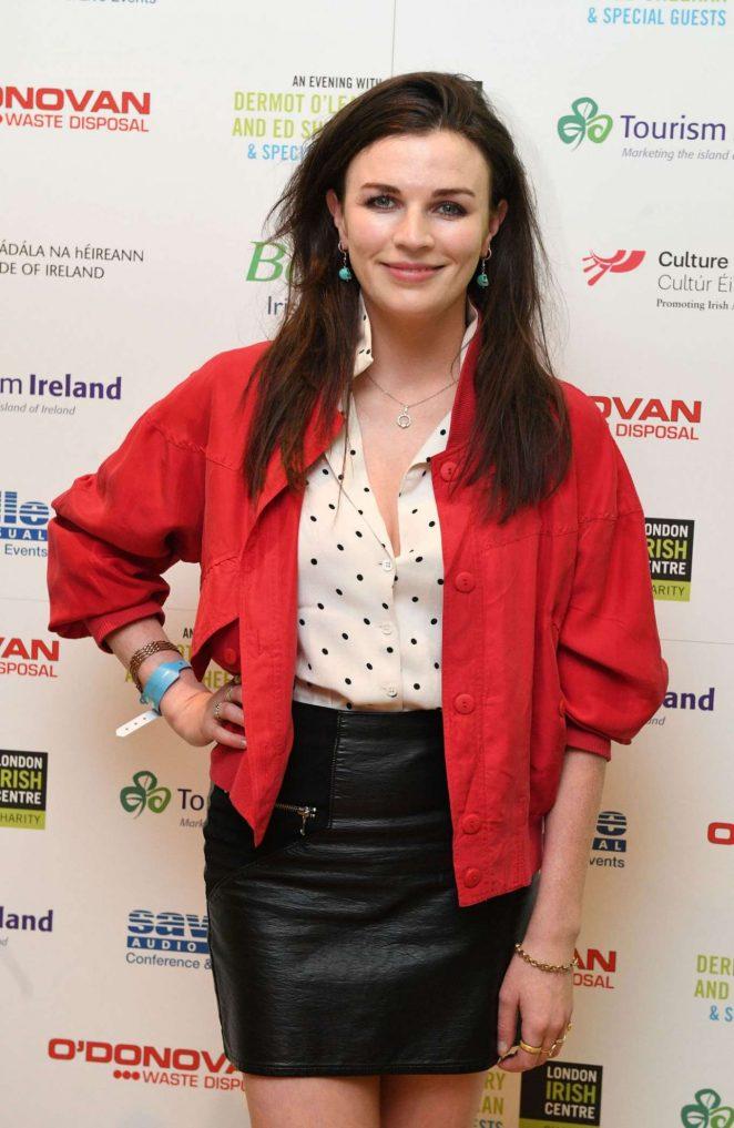 Aisling Bea - The London Irish Center Gala in Camden
