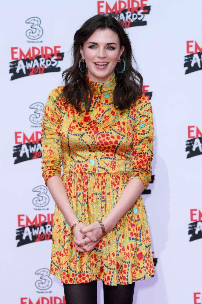 Aisling Bea - Three Empire Awards 2017 in London