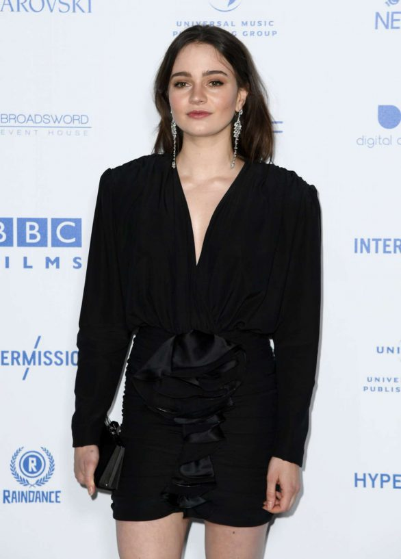 Aisling Franciosi - 2019 British Independent Film Awards in London
