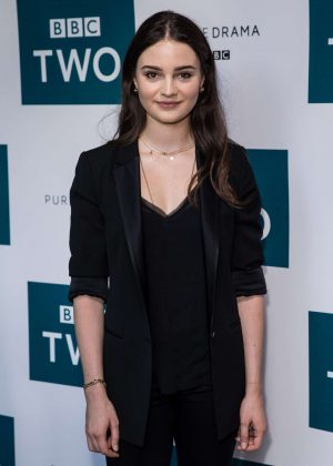 Aisling Franciosi - 'The Fall' Series 3 Photocall in London