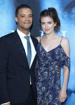 Aisling Loftus - 'Game Of Thrones' Season 7 Premiere in Los Angeles