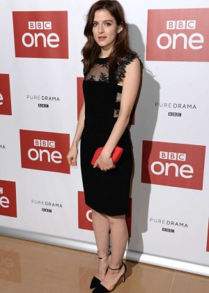 Aisling Loftus - 'War and Peace' Premiere in London