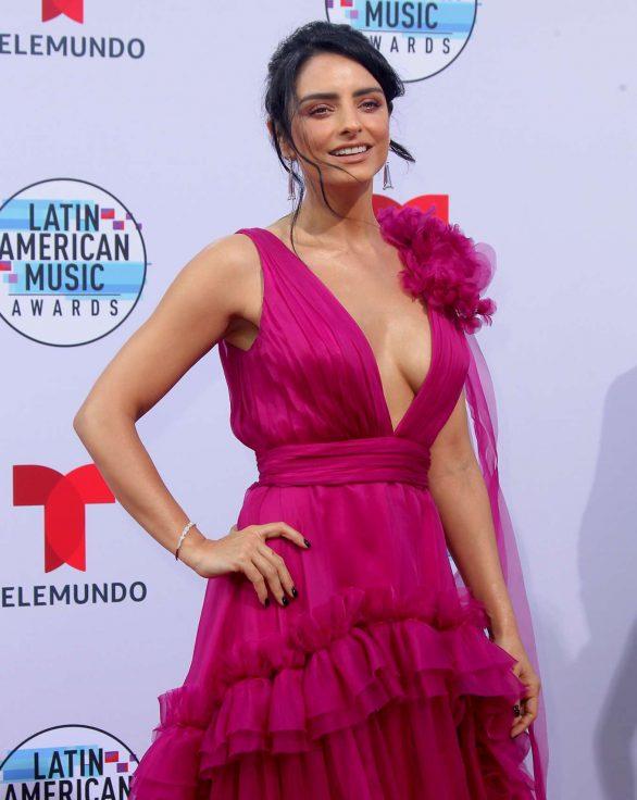 Aislinn Derbez - 2019 Latin American Music Awards in Hollywood