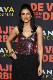 Aislinn Derbez - 'De Viaje Con Los Derbez' TV Show Premiere in LA