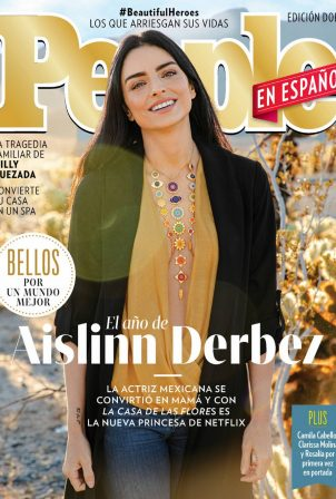 Aislinn Derbez for People en Espanol (June 2020)
