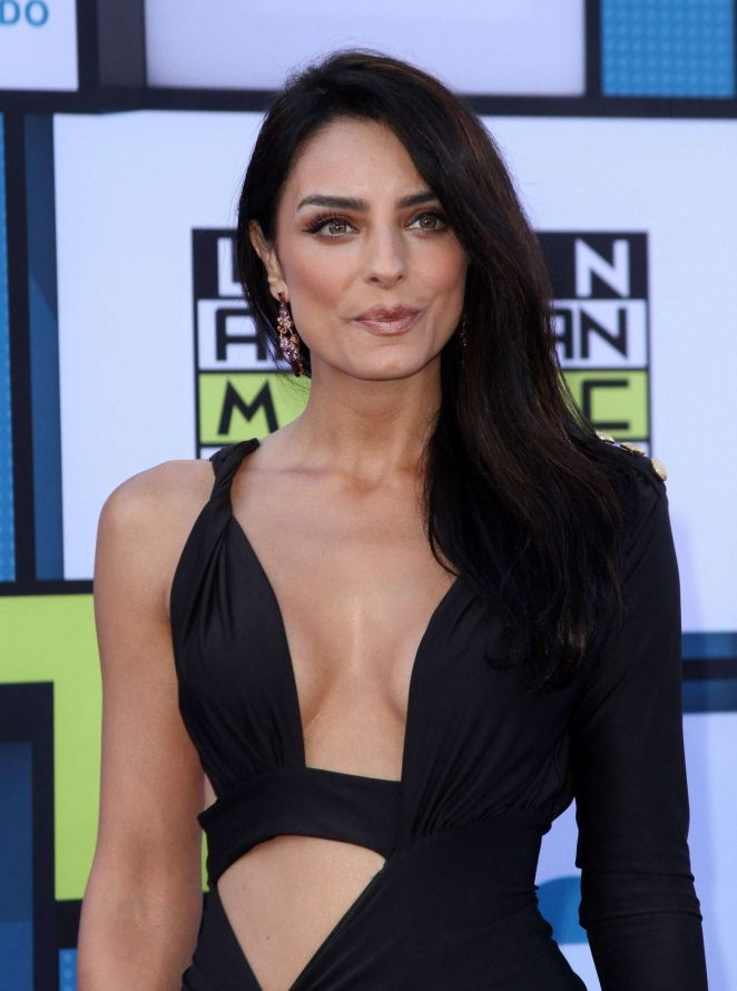 Aislinn Derbez - Latin American Music Awards 2016 in Los Angeles