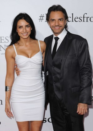 Aislinn Derbez - 'Miracles from Heaven' Premiere in LA