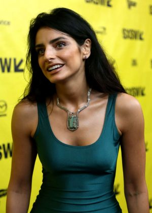 Aislinn Derbez - 'Win it All' Premiere at 2017 SXSW Festival in Austin