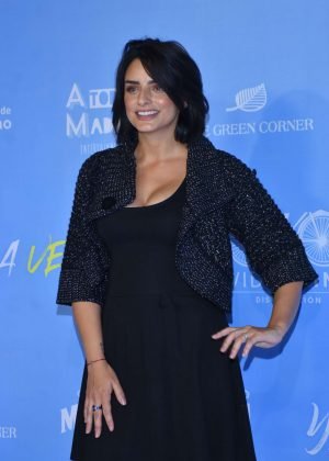 Aislinn Derbez - 'Ya Veremos' Premiere in Mexico City