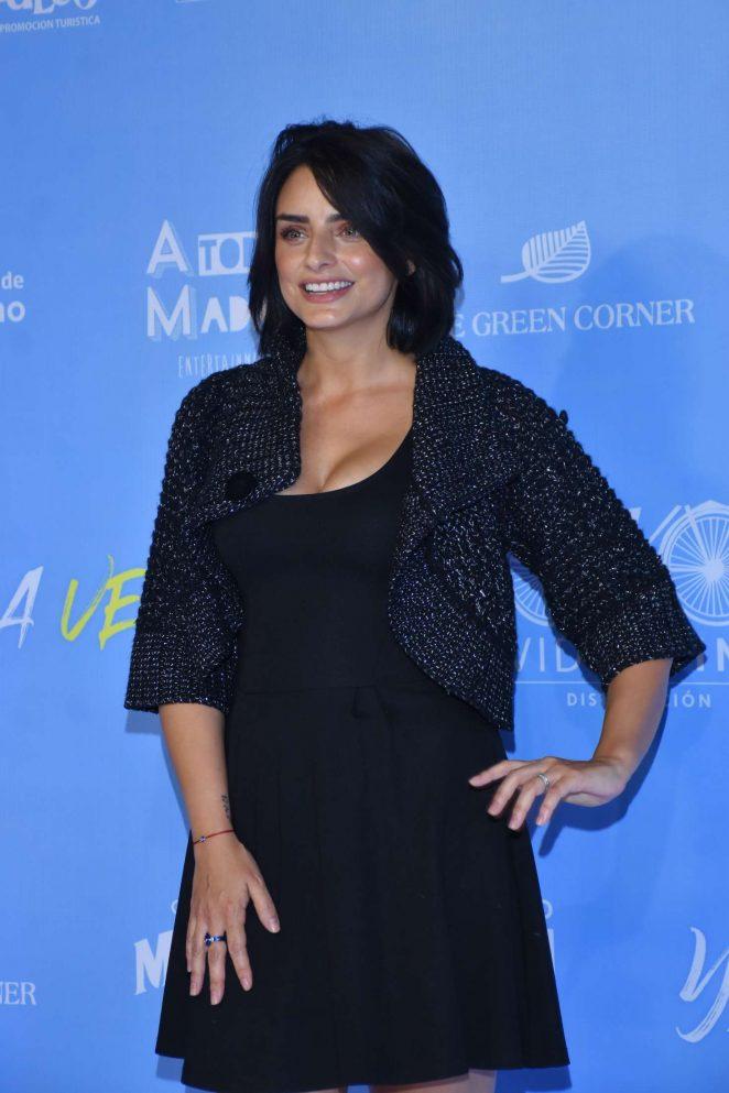 Aislinn Derbez - 'Ya Veremos' Premiere in Mexico City
