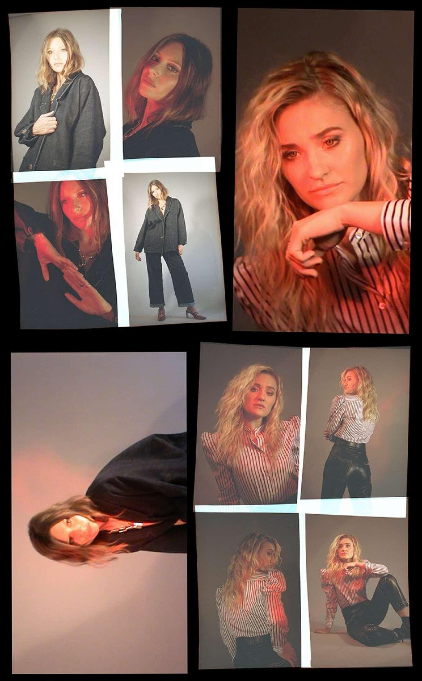 AJ Michalka 2019 : AJ and Aly Michalka – Notion Magazine 2019-10