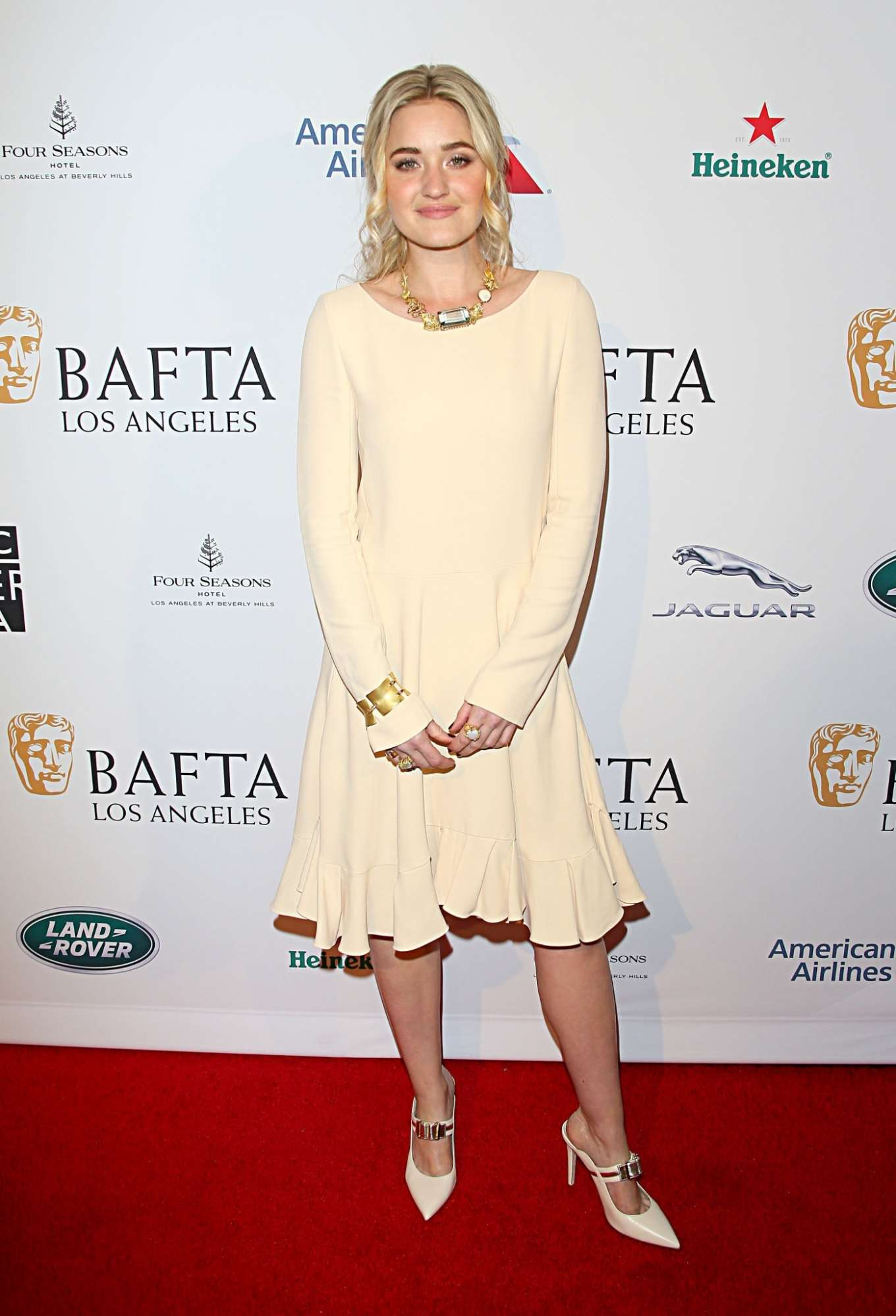 AJ Michalka 2020 : AJ Michalka – 2020 BAFTA LA Tea Party-02
