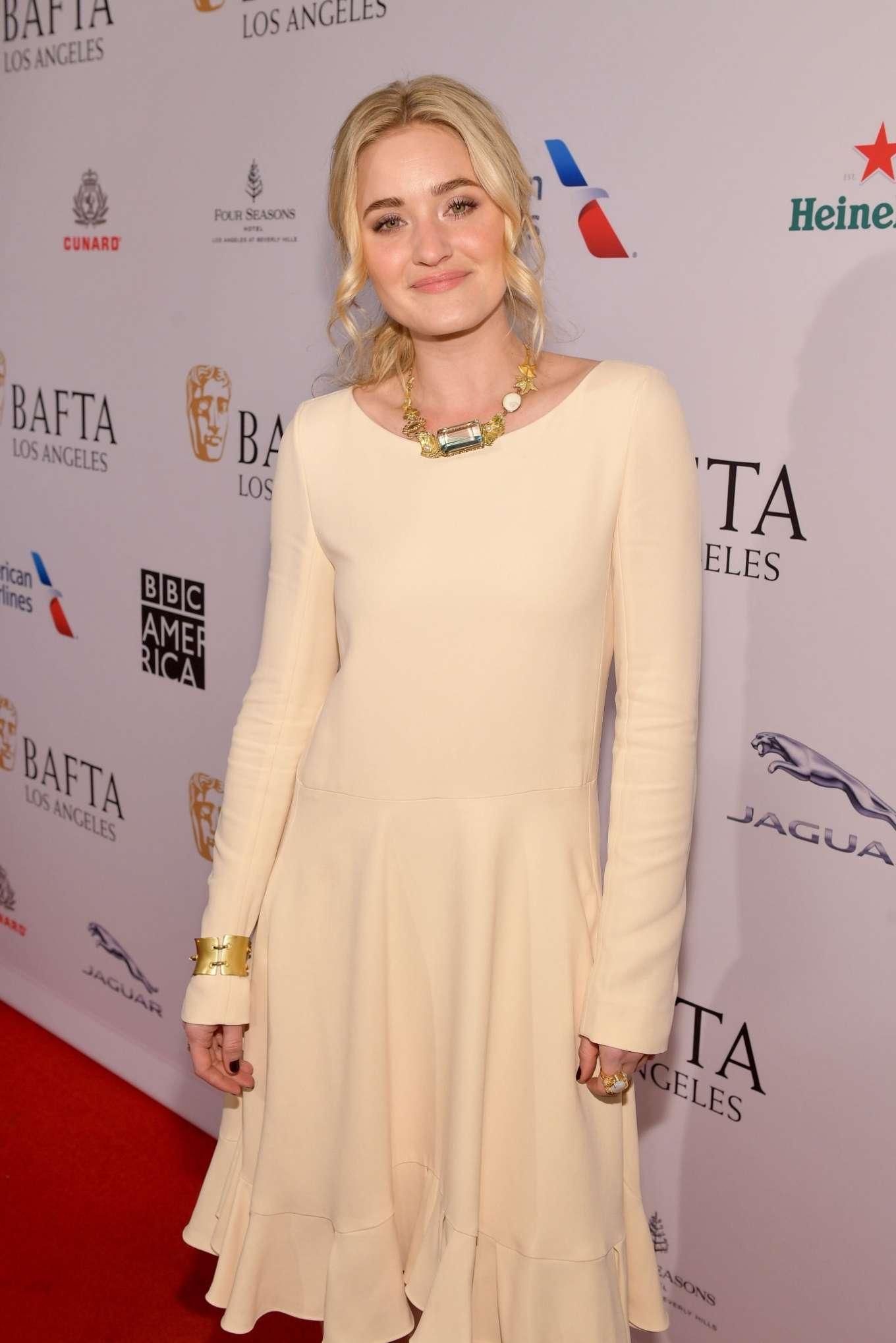 AJ Michalka 2020 : AJ Michalka – 2020 BAFTA LA Tea Party-05