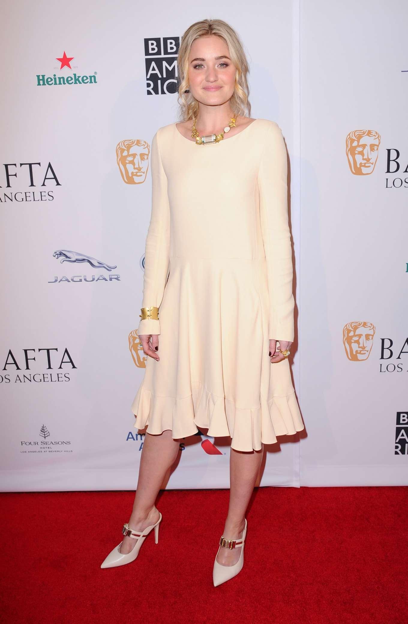 AJ Michalka 2020 : AJ Michalka – 2020 BAFTA LA Tea Party-08