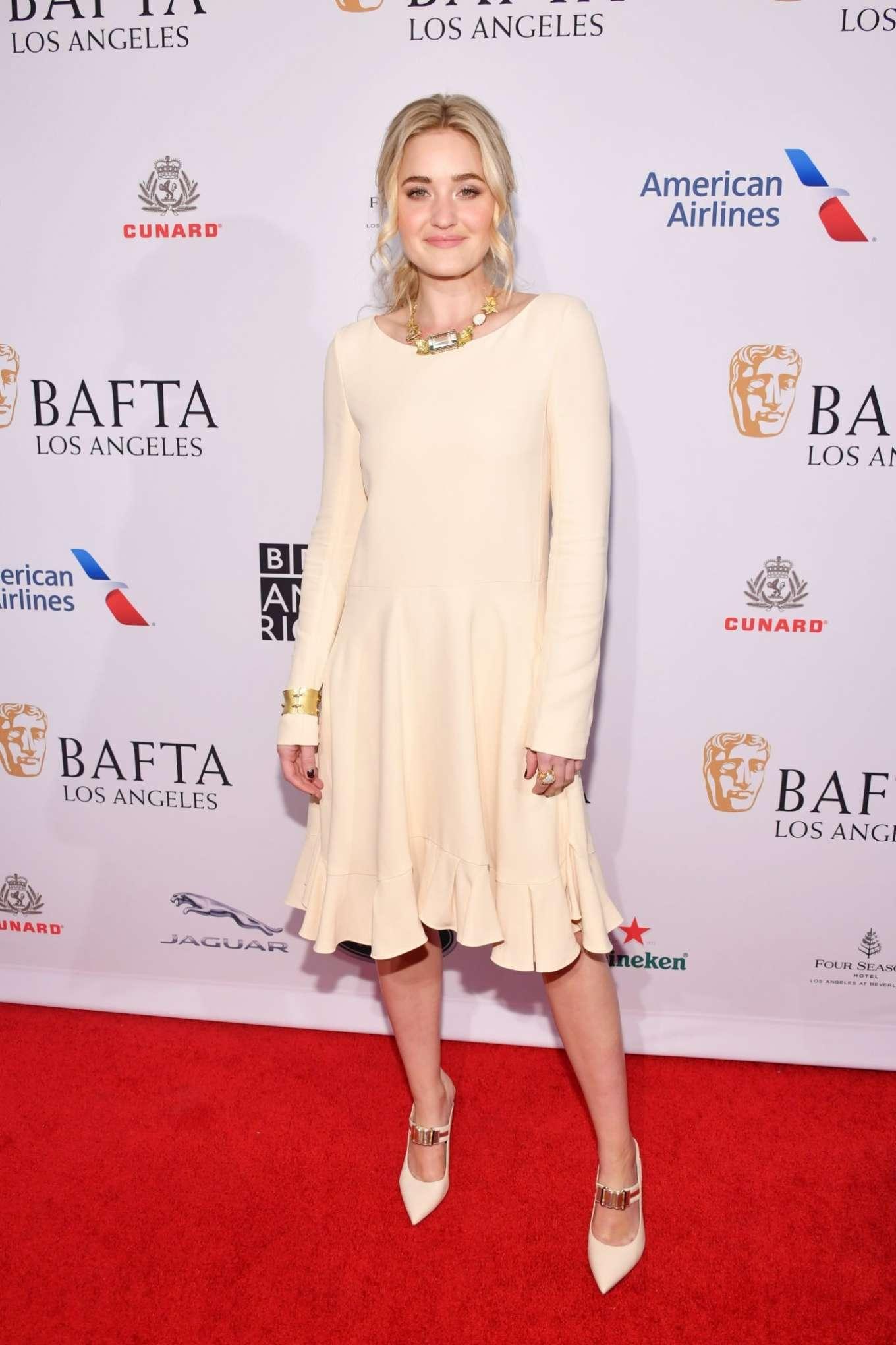 AJ Michalka 2020 : AJ Michalka – 2020 BAFTA LA Tea Party-11