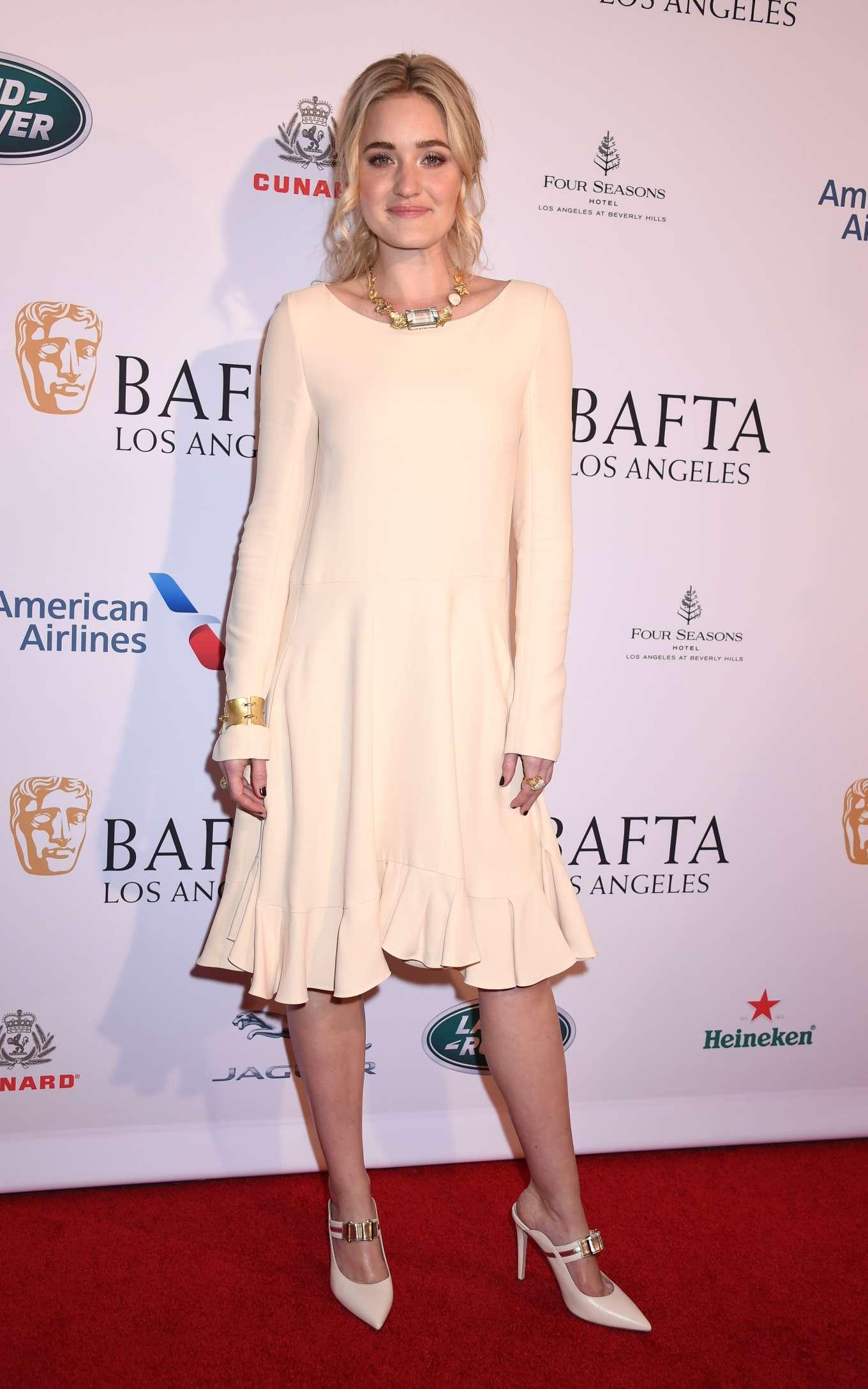 AJ Michalka 2020 : AJ Michalka – 2020 BAFTA LA Tea Party-17