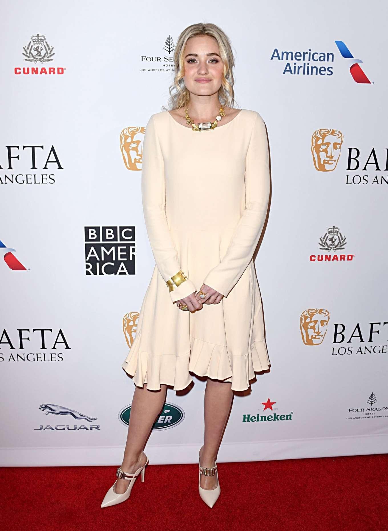 AJ Michalka 2020 : AJ Michalka – 2020 BAFTA LA Tea Party-21