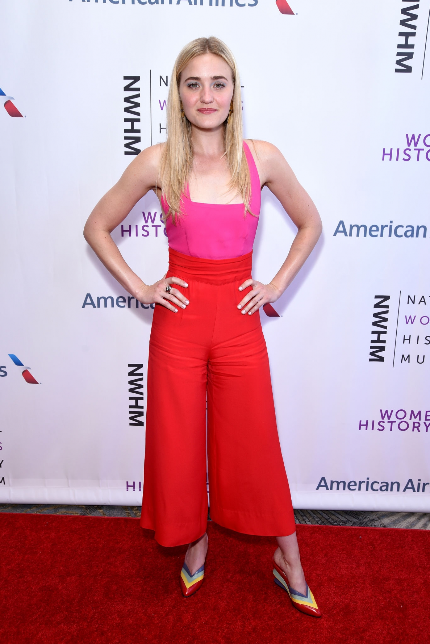 AJ Michalka - 7th Annual Women Making History Awards in Beverly Hills