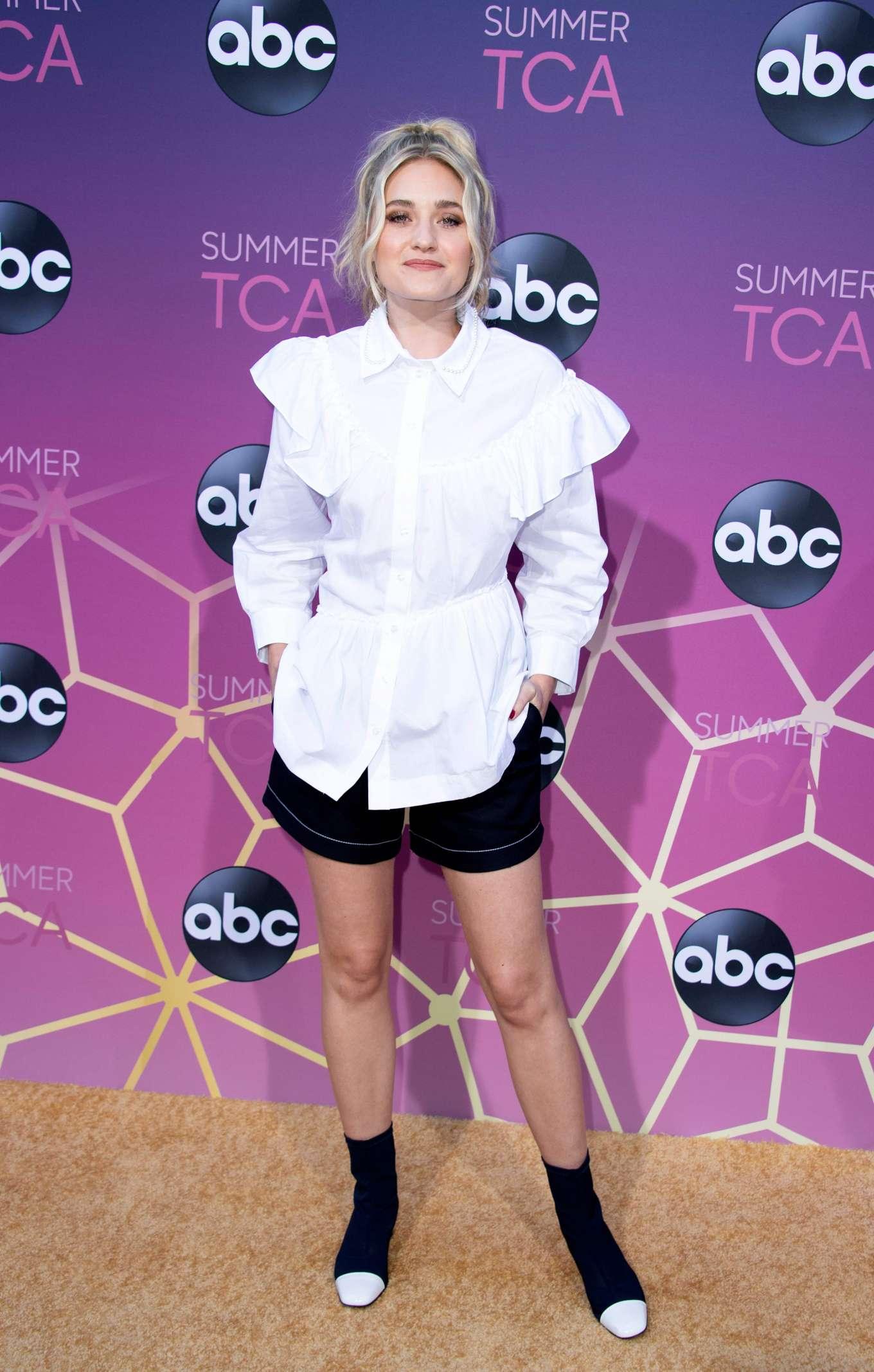 AJ Michalka 2019 : AJ Michalka – ABC All-Star Party 2019-05