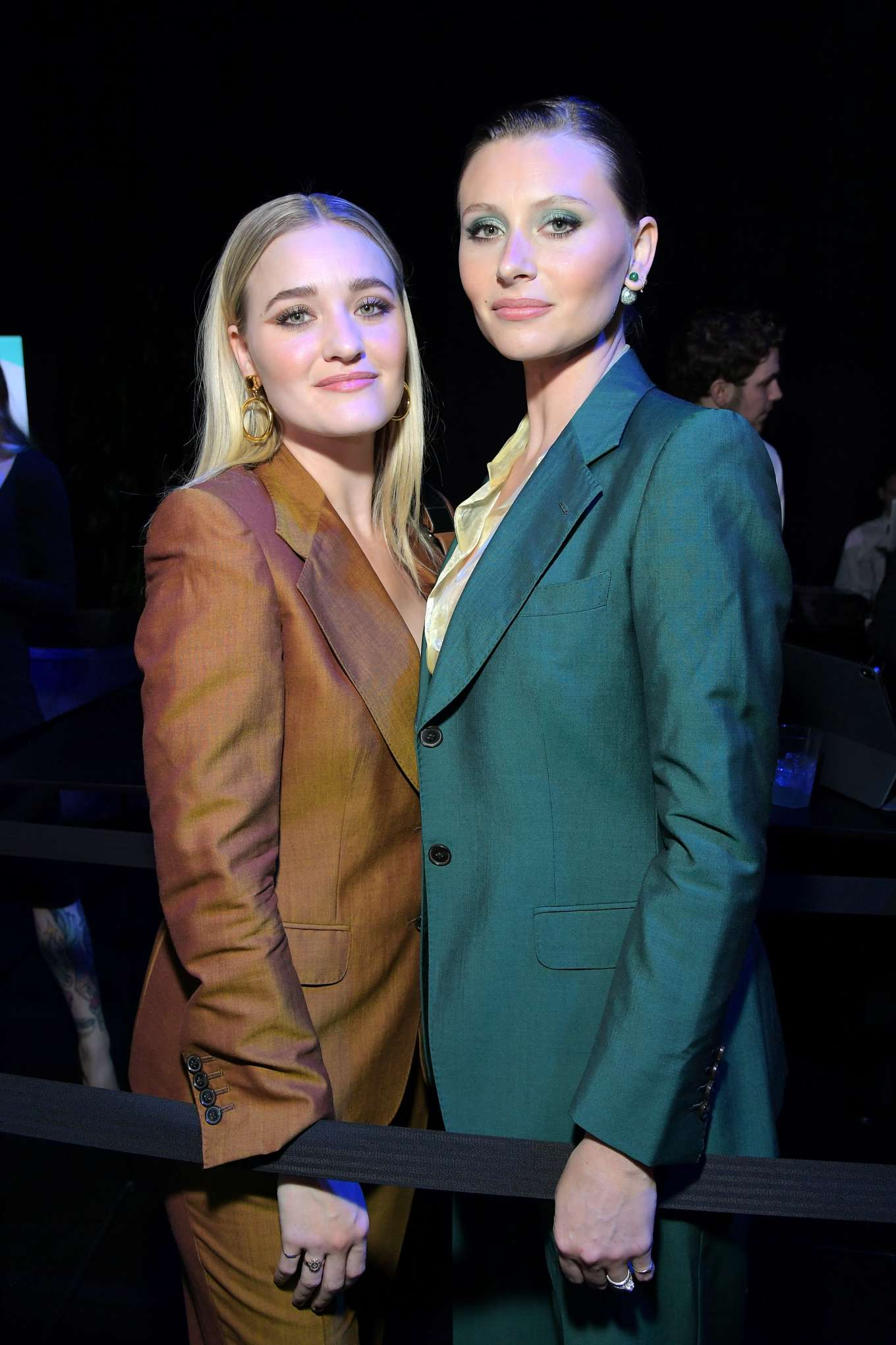 AJ Michalka and Aly Michalka - Spotify 'Best New Artist' Party in Los Angeles