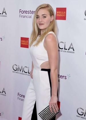 AJ Michalka - GMCLA's 5th Annual Voice Awards in Hollywood