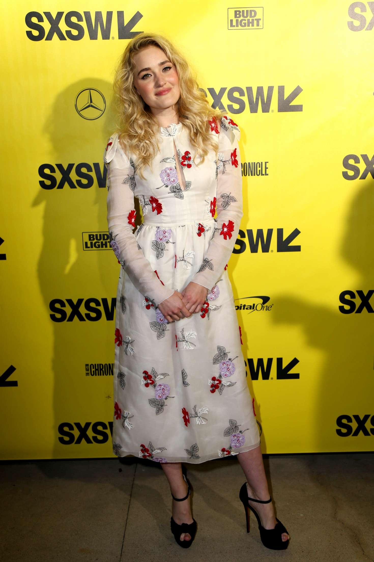 AJ Michalka - 'Support the Girls' Premiere at 2018 SXSW Festival in Austin