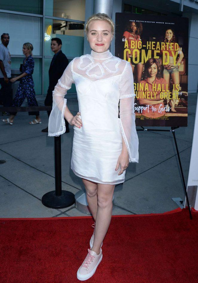 AJ Michalka - 'Support The Girls' Premiere in LA