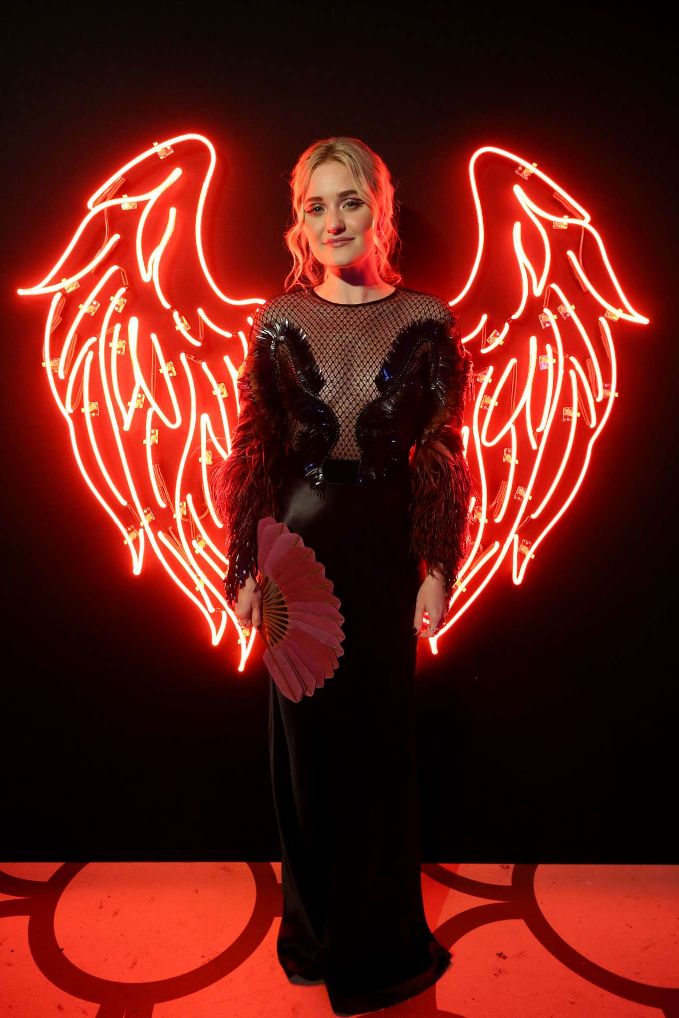 AJ Michalka 2020 : AJ Michalka – The Art Of Elysium Presents WE ARE HEARS HEAVEN 2020-08