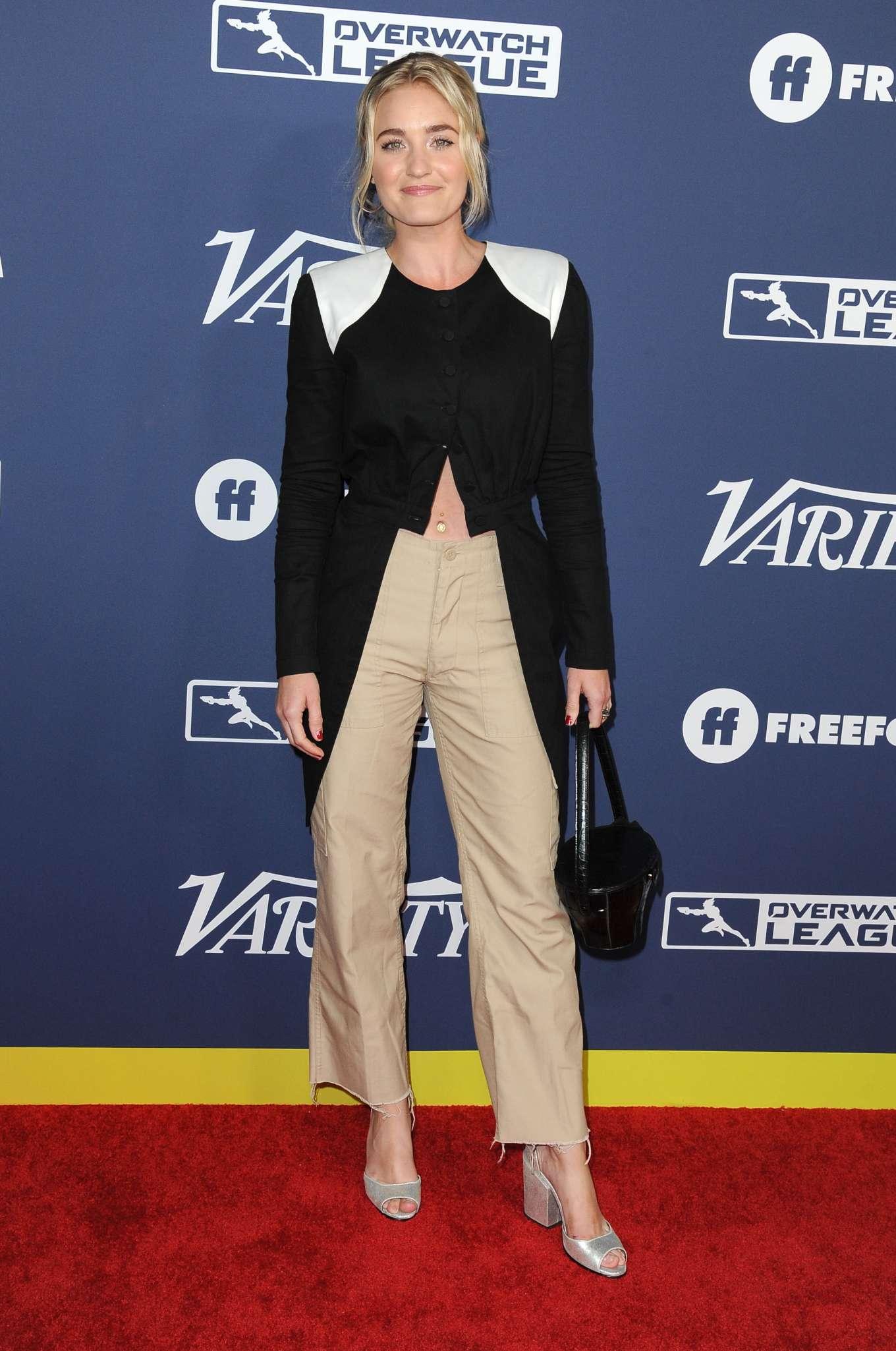 AJ Michalka 2019 : AJ Michalka – Varietys Power of Young Hollywood 2019-04