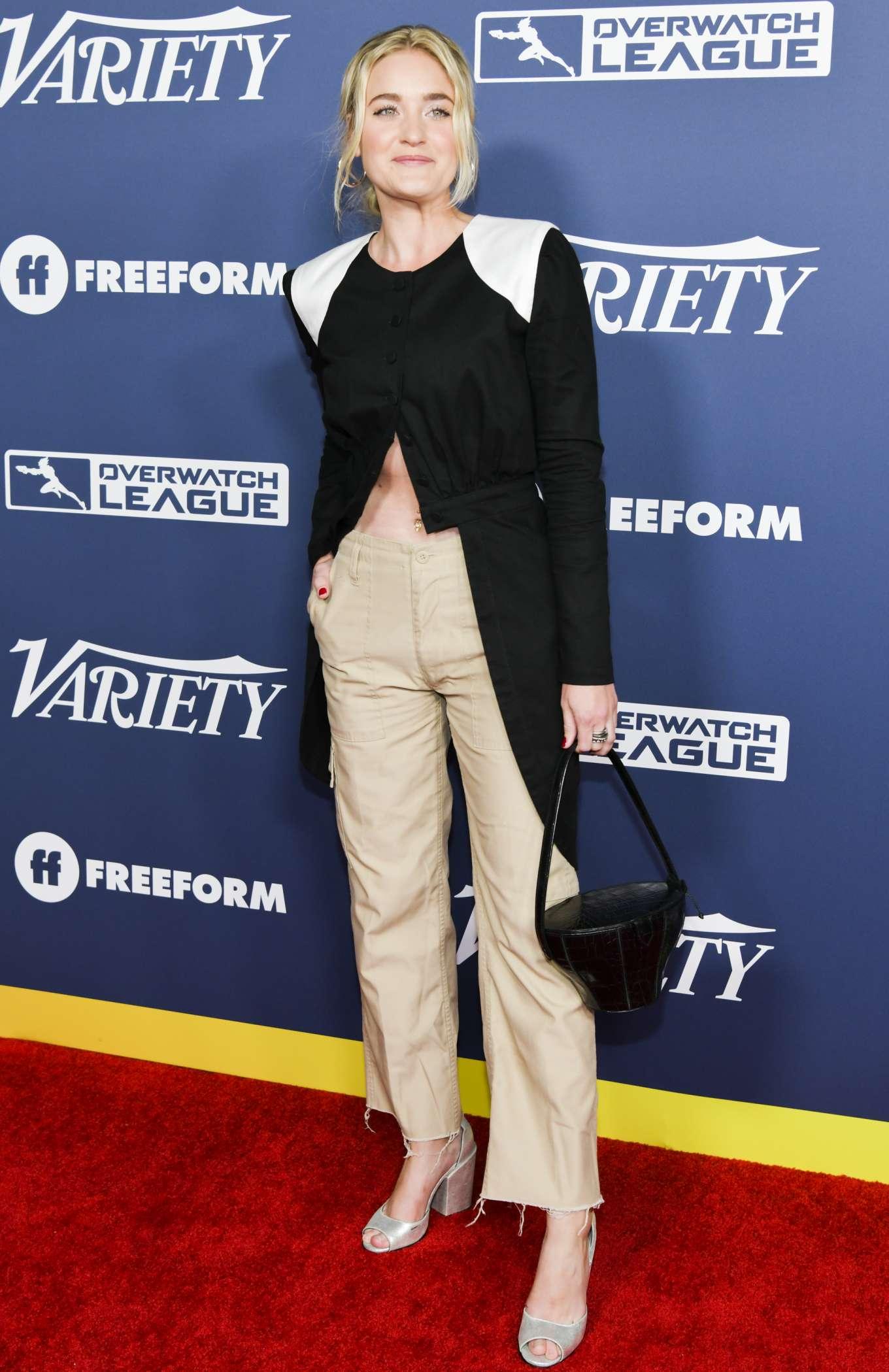 AJ Michalka 2019 : AJ Michalka – Varietys Power of Young Hollywood 2019-16