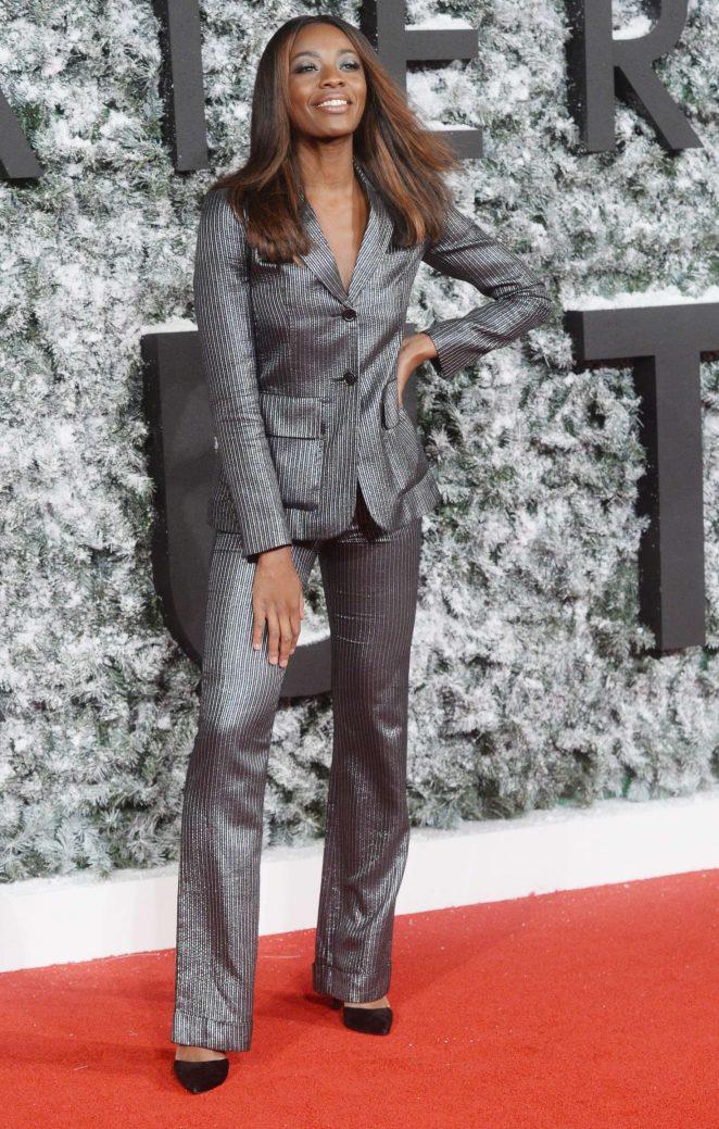 AJ Odudu - 'Collateral Beauty' Premiere in London