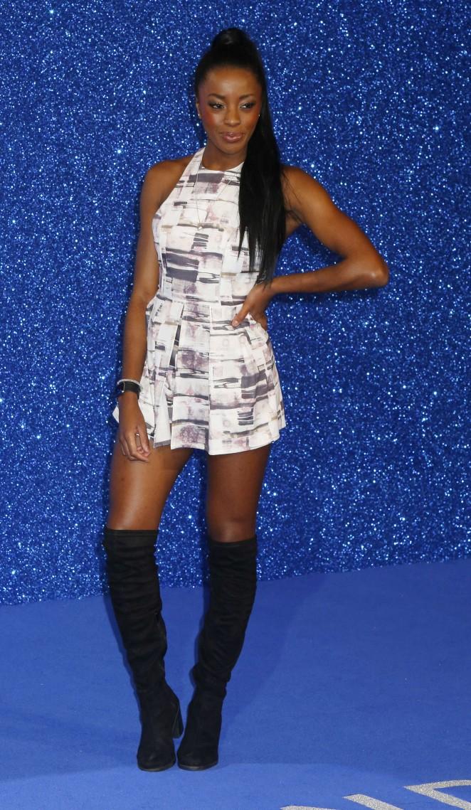 AJ Odudu - 'Zoolander 2' Premiere in London