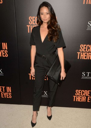 Aja Dang - 'Secret In Their Eyes' Premiere in Westwood