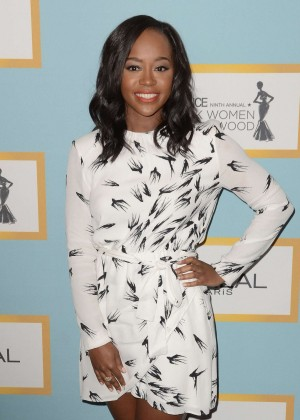 Aja Naomi King - 2016 ESSENCE Black Women in Hollywood Awards Luncheon in Beverly Hills