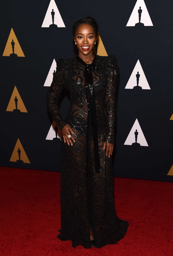 Aja Naomi King - 2016 Governors Awards in Hollywood