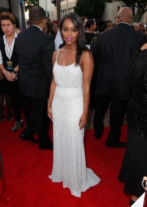 Aja Naomi King: 2015 NAACP Image Awards -01