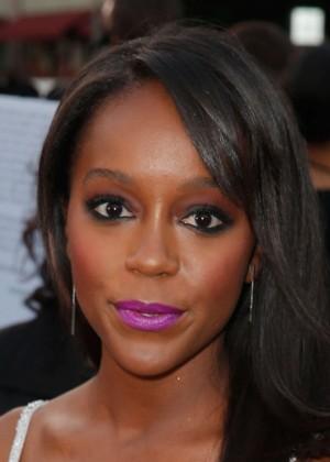 Aja Naomi King: 2015 NAACP Image Awards -03