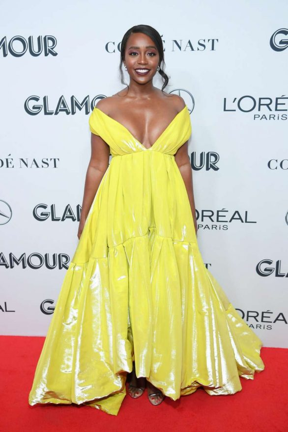 Aja Naomi King - Glamour Women Of The Year Awards 2019 in NYC