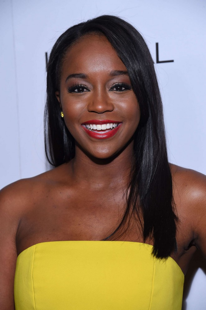 Aja Naomi King – Inaugural Image Maker Awards hosted by Marie Claire in Los Angeles