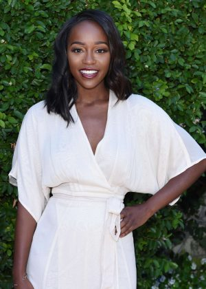 Aja Naomi King - The Rape Foundation's Annual Brunch in Beverly Hills