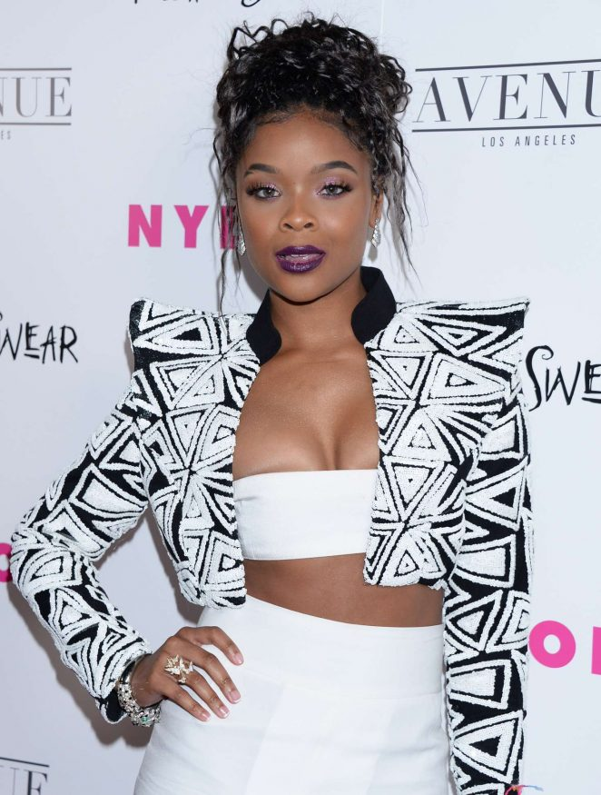 Ajiona Alexus - 2018 NYLON Young Hollywood Party in Hollywood