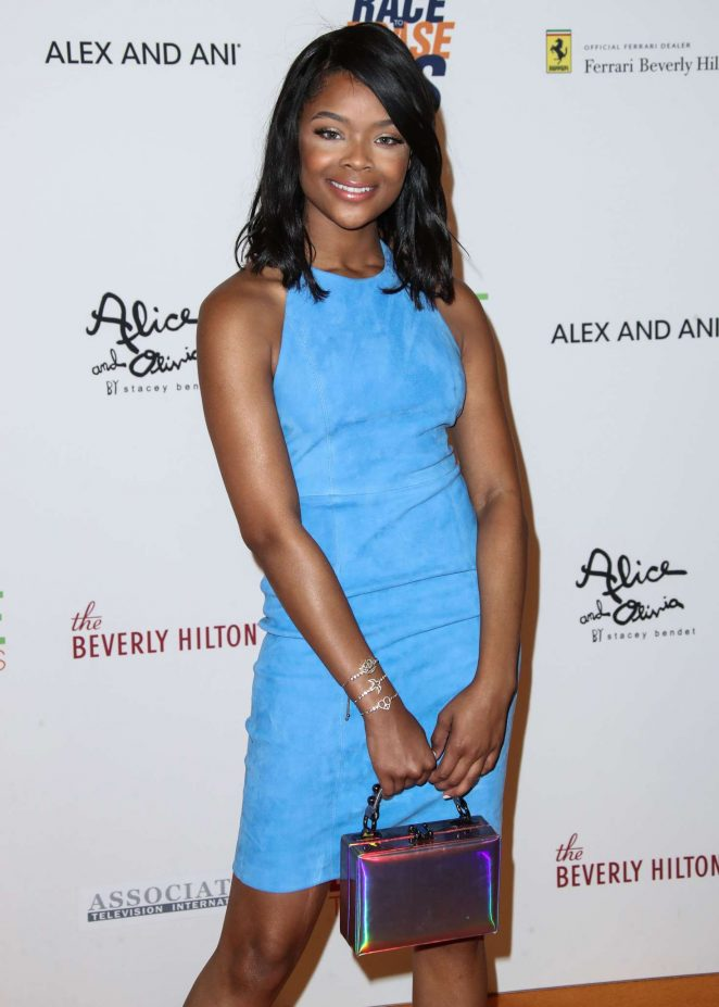 Ajiona Alexus - 2018 Race to Erase MS Gala in Los Angeles