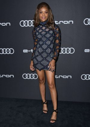 Ajiona Alexus - Audi Celebrates The 70th Emmys in West Hollywood