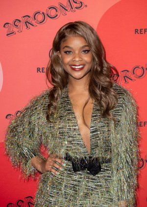 Ajiona Alexus - Refinery29 29Rooms New York 2018 - Expand Your Reality Opening Party