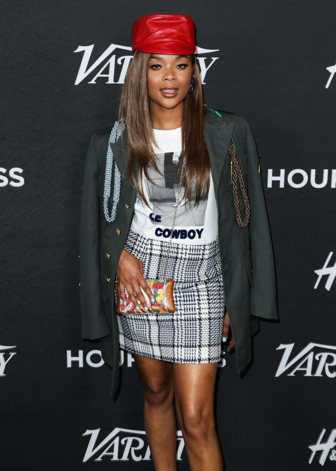 Ajiona Alexus - Variety's Power of Young Hollywood Party in LA
