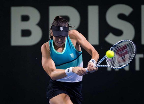 Ajla Tomljanovic - 2020 Brisbane International WTA Premier Tennis Tournament in Brisbane