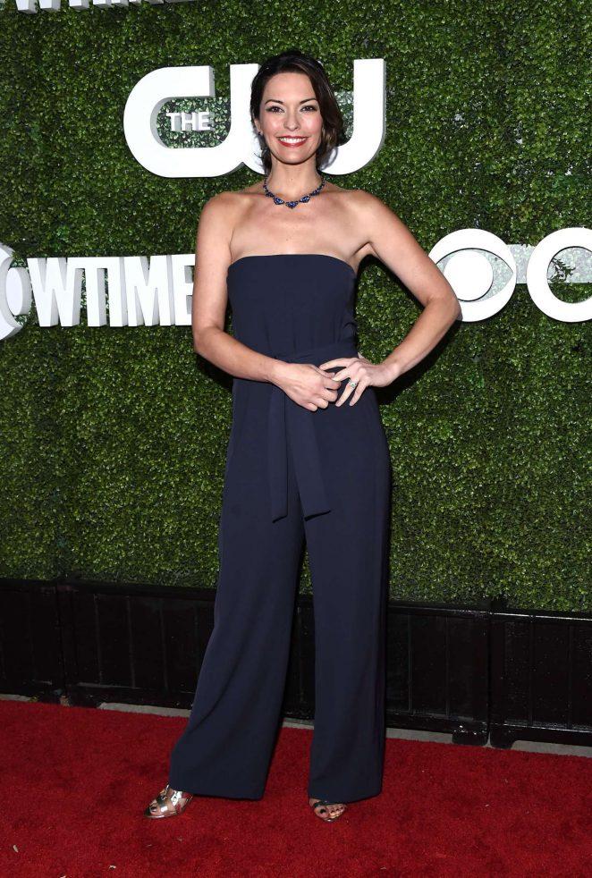 Alana de la Garza - 2016 CBS CW Showtime Summer TCA Party in West Hollywood