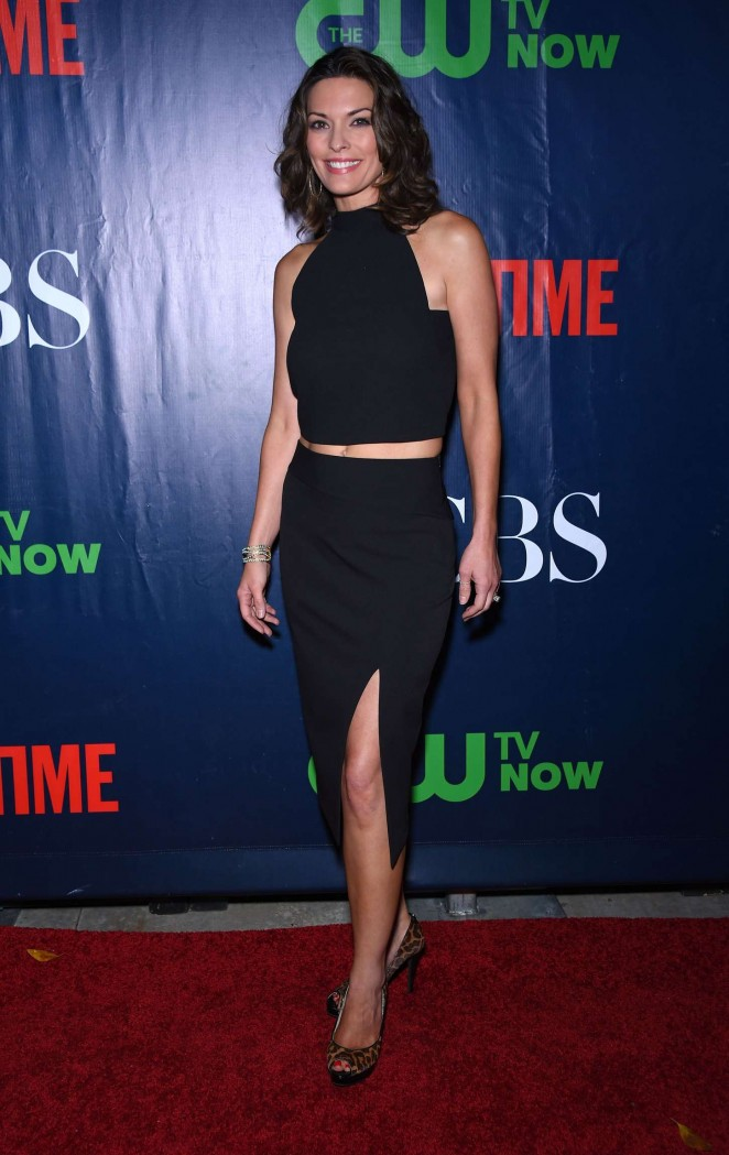 Alana De La Garza - CBS, CW and Showtime TCA Summer Press Tour Party 2015 in LA