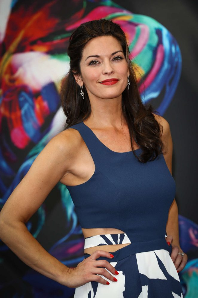 Alana De La Garza - 'Criminal Minds Beyond Borders' Photocall at Monte Carlo Television Festival 2016 in Monaco